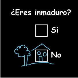 eres-inmaduro